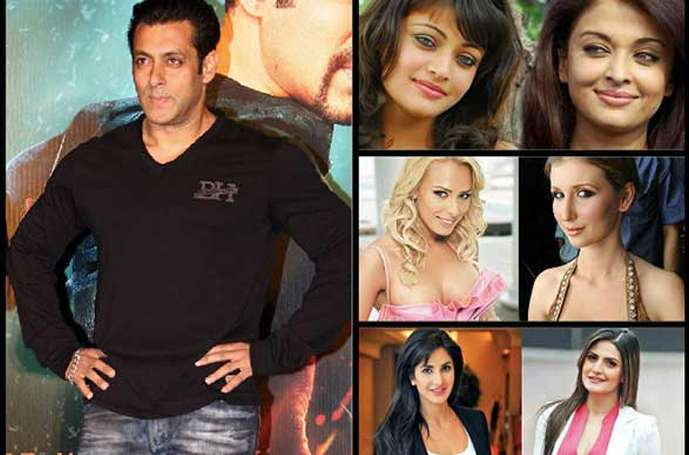 Has Salman khan Proposed any girl? find out his dating history