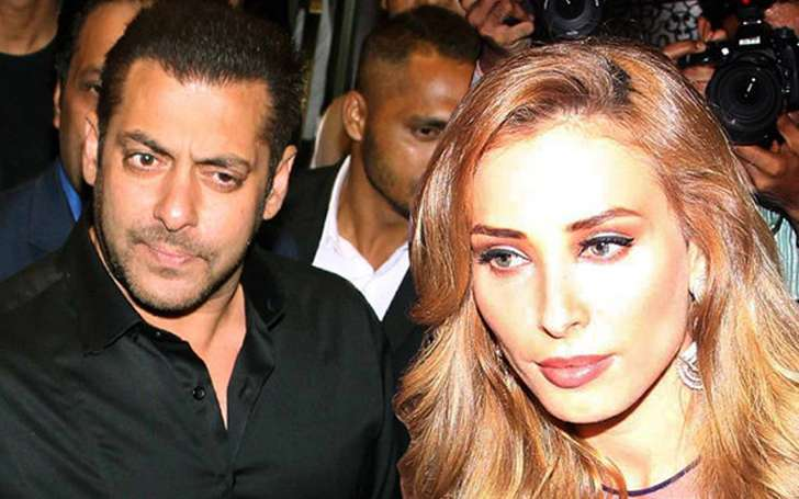 Salman khan dating romanian girlfriend