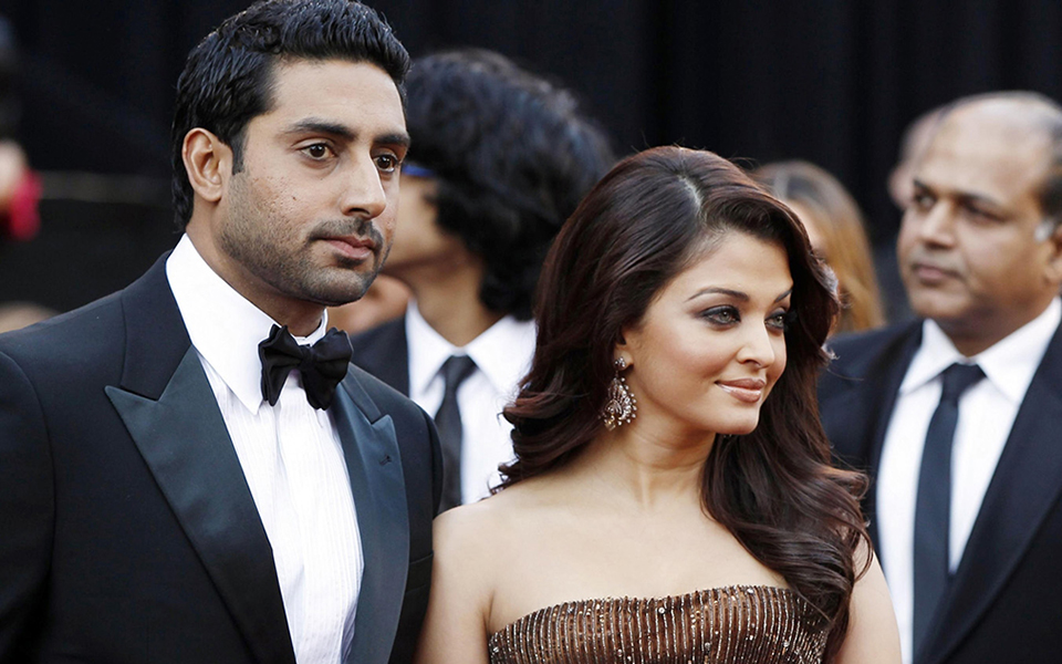 Aishwarya and Abhishek together