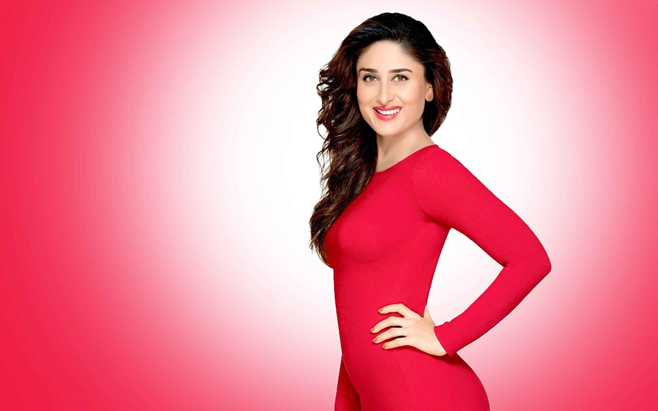Kareena Kapoor in a photoshoot