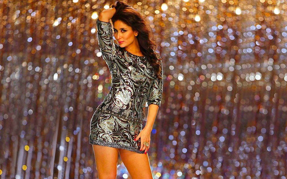 Kareena Kapoor in one of her movies