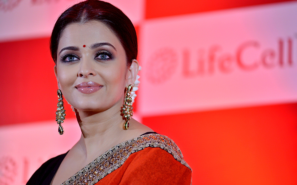 Aishwarya Rai Bachchan in an event