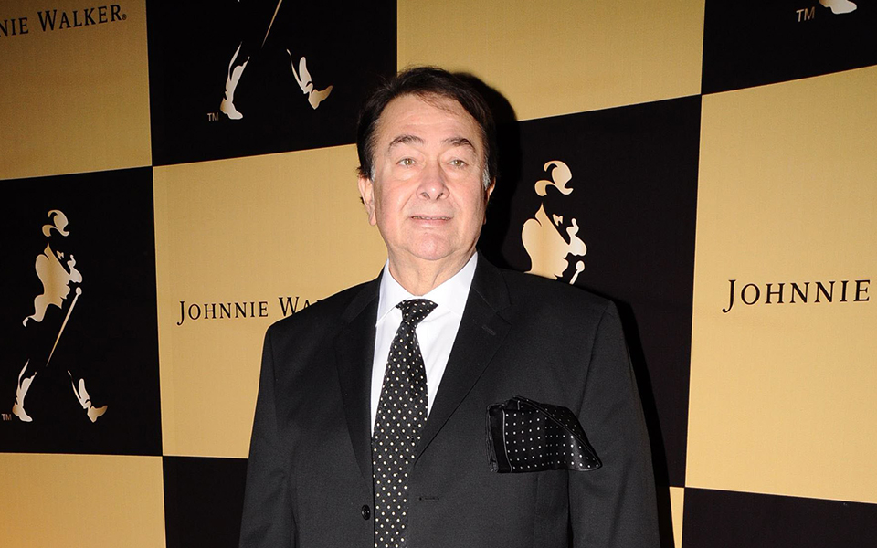 Randhir Kapoor in an event