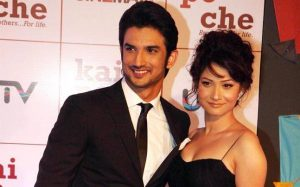 Sushant Singh Rajput was in a serious relationship with Ankita Lokhande. They met on the sets of Pavitra Rishta.
