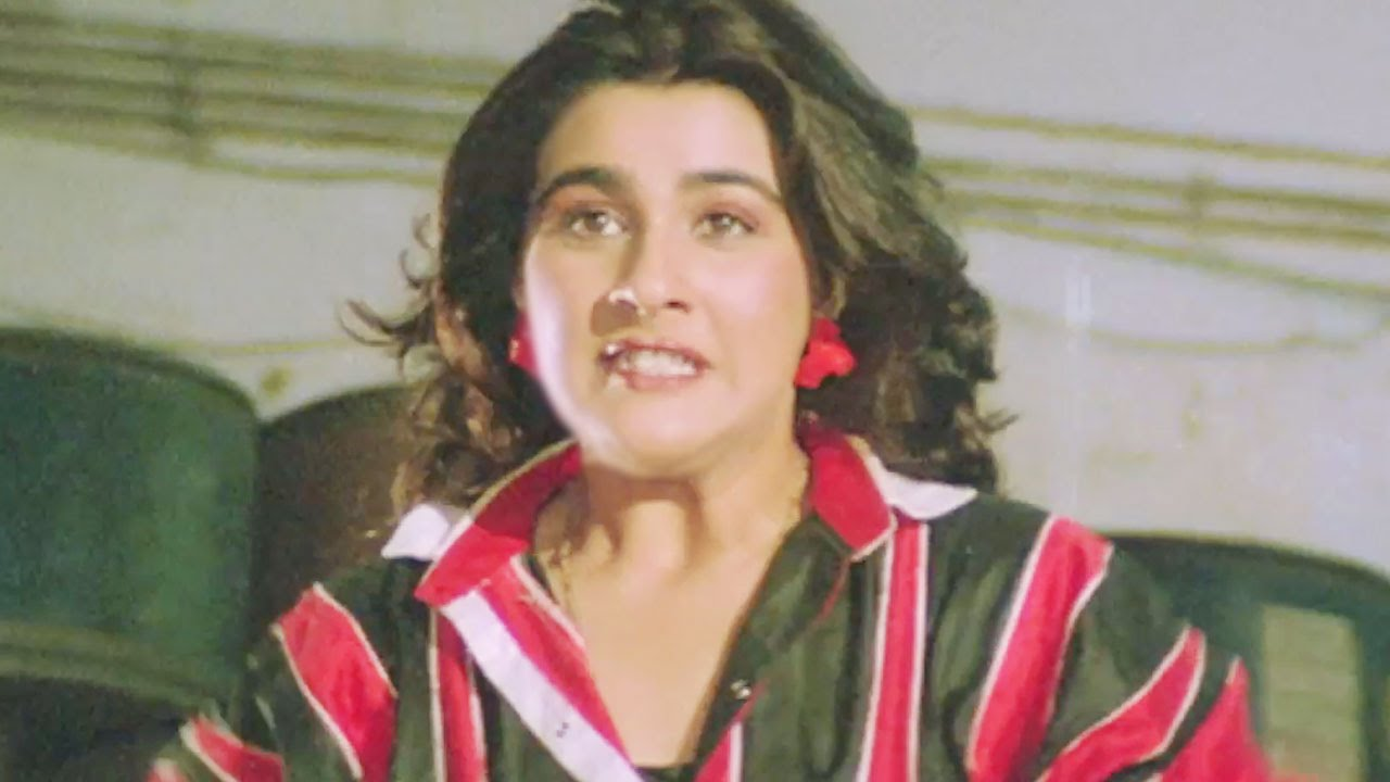 Amrita Singh in one of her movies