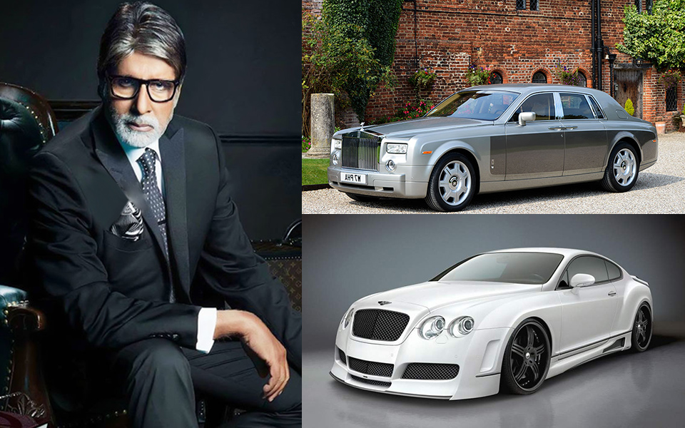 Richest Actors In Bollywood With Their Bikes And Cars