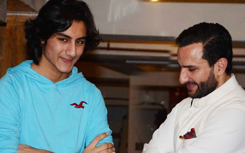 Ibrahim Ali Khan Biography : Son of Saif Ali Khan ...