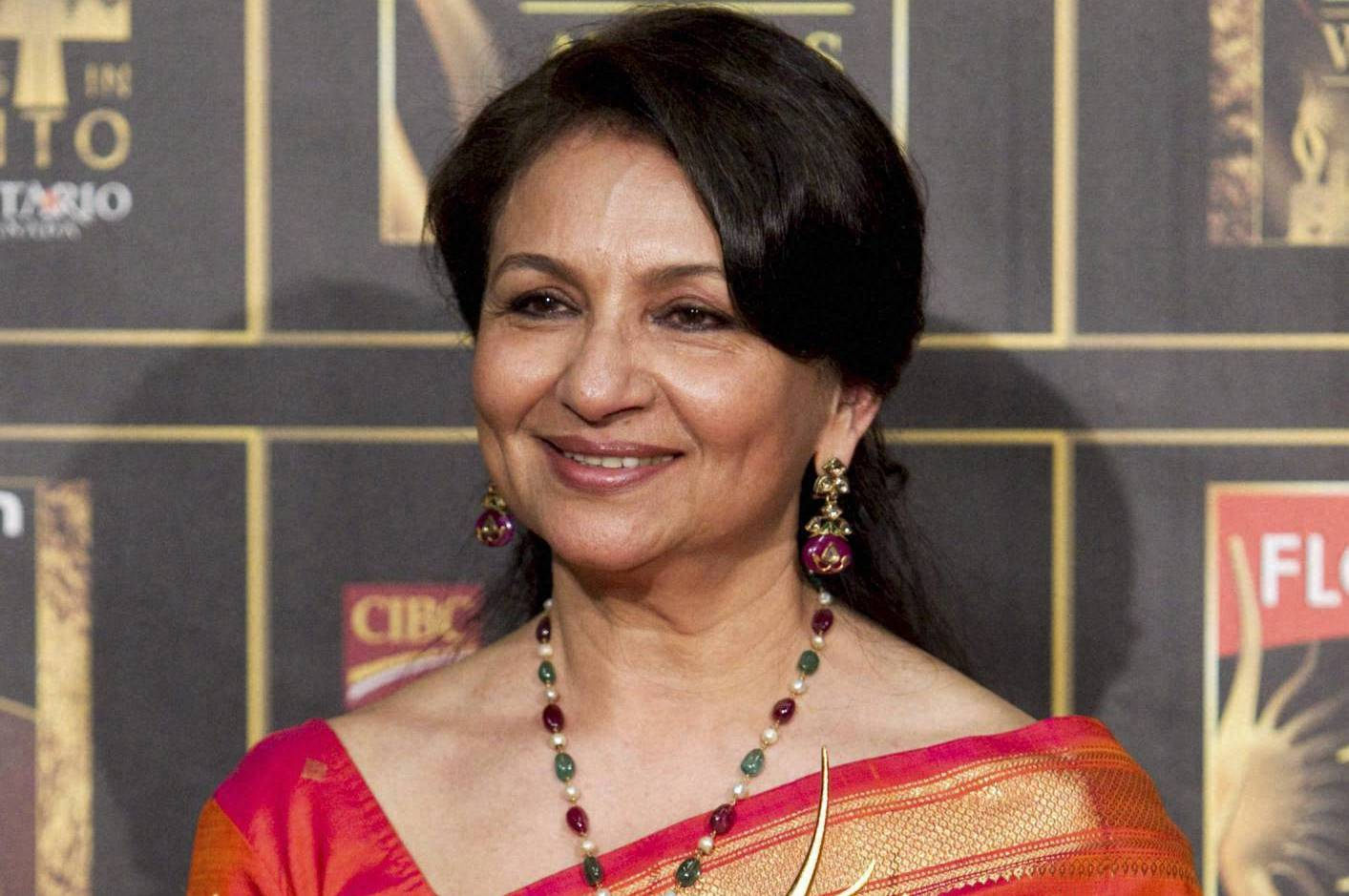 sharmila Tagore in an event