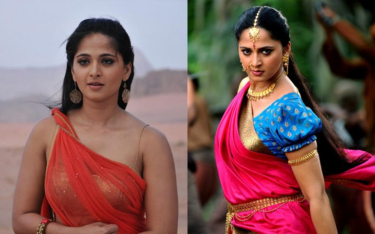 Anushka Shetty Bahubali actress