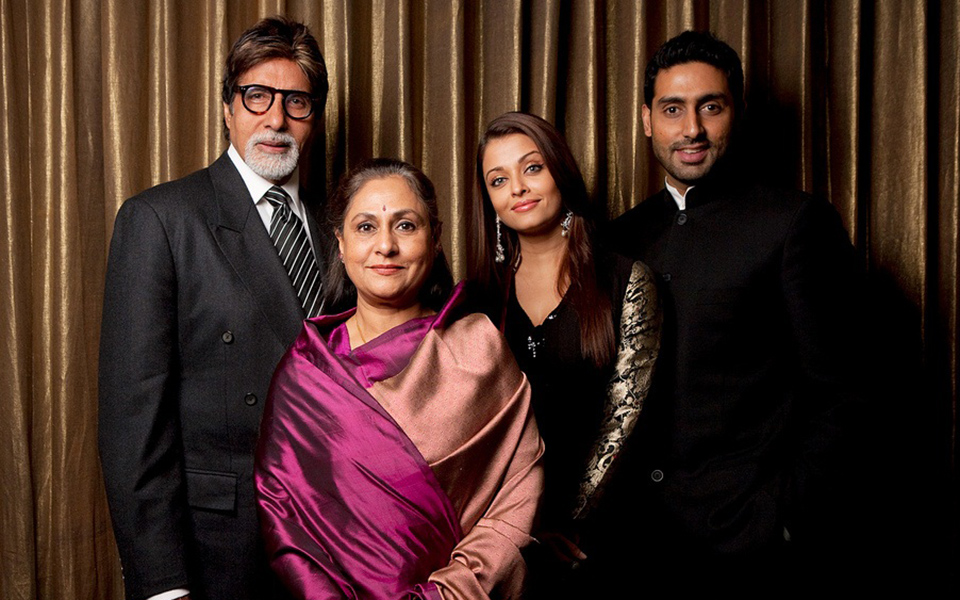 Bachchan family to unite on screen in Anurag Kashyap's Gulab Jamun