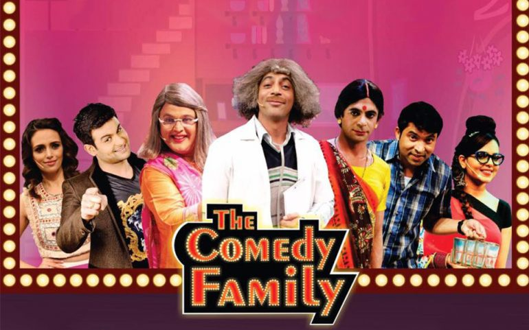 the comedy family