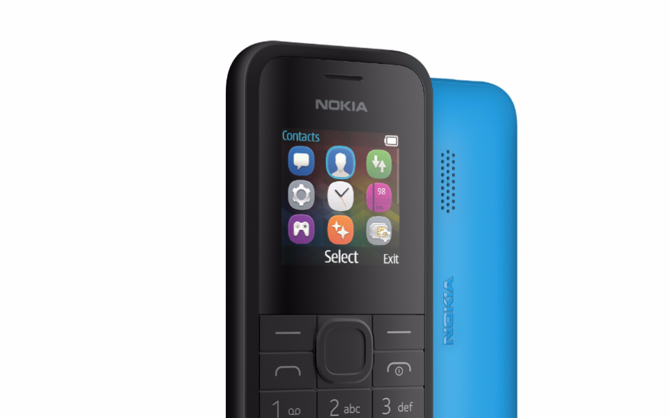 Nokia 105 feature phone – Price, Specifications and Features