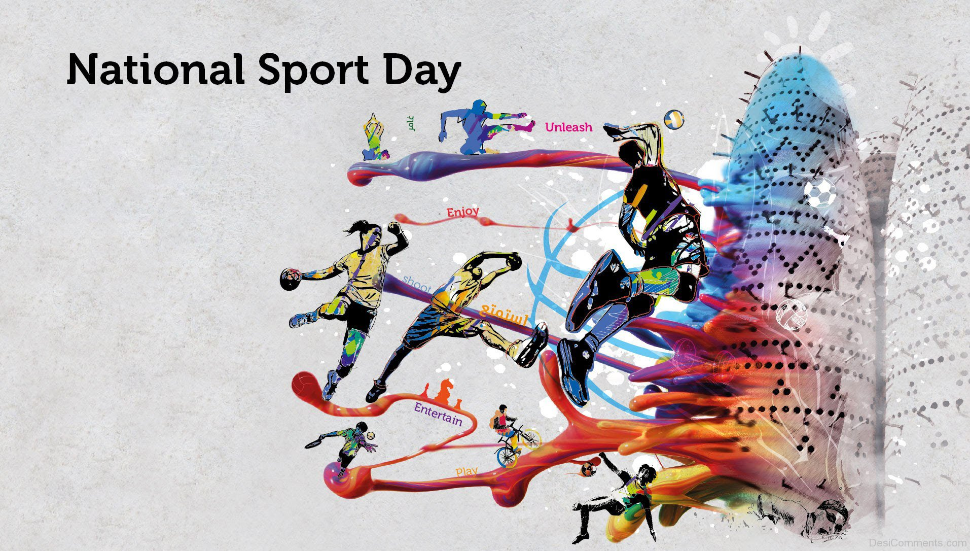 Happy National Sports Day 2017 – Dhyan Chand, Events, and Awards
